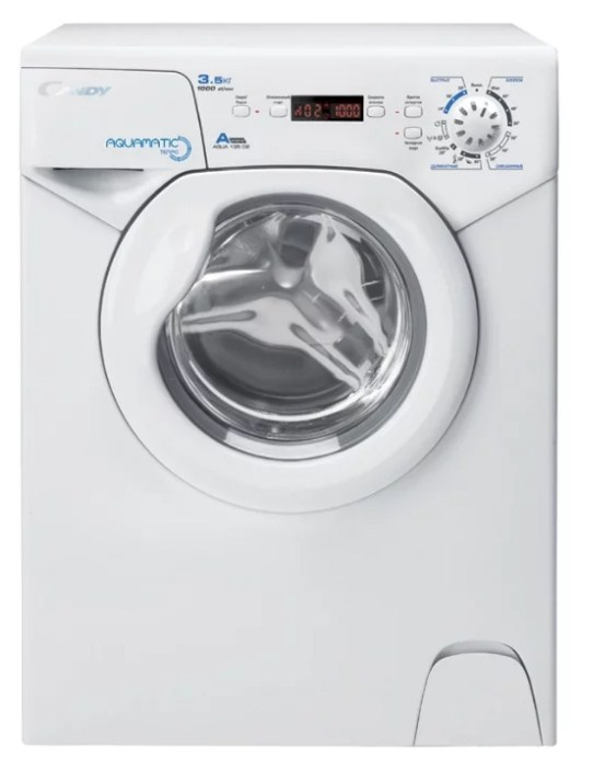 Низкие стиральные машины