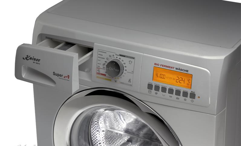 Панель управления стиральной машины Kaiser