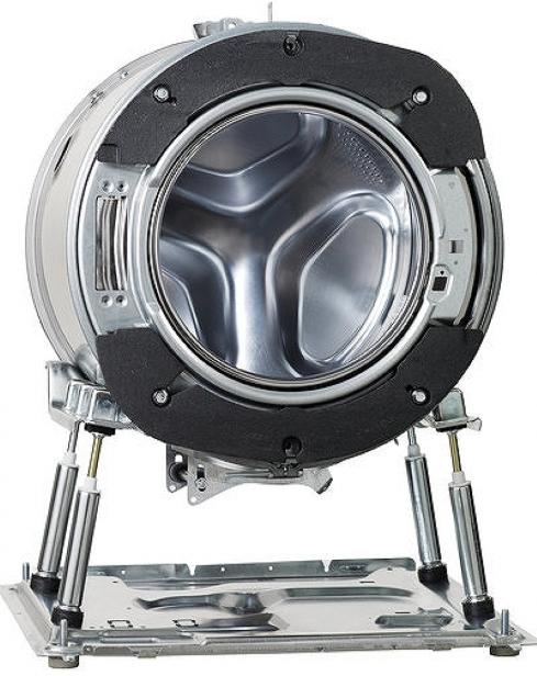 Барабан стиральной машины Аско конструкции Quattro