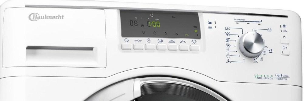 Обзор стиральных машин Bauknecht