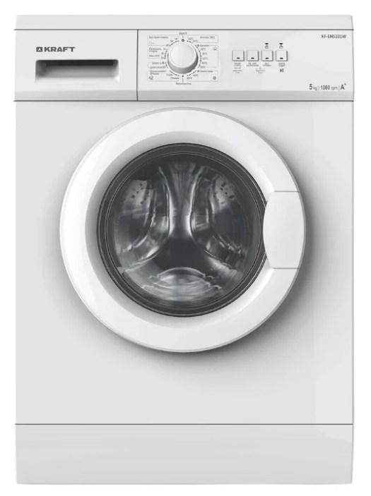 Обзор стиральных машин Kraft