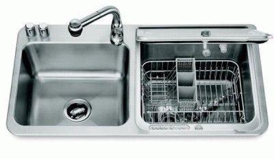 Особенности посудомоечных машин с вертикальной загрузкой