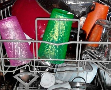 Причины поломок посудомоечной машины Zanussi