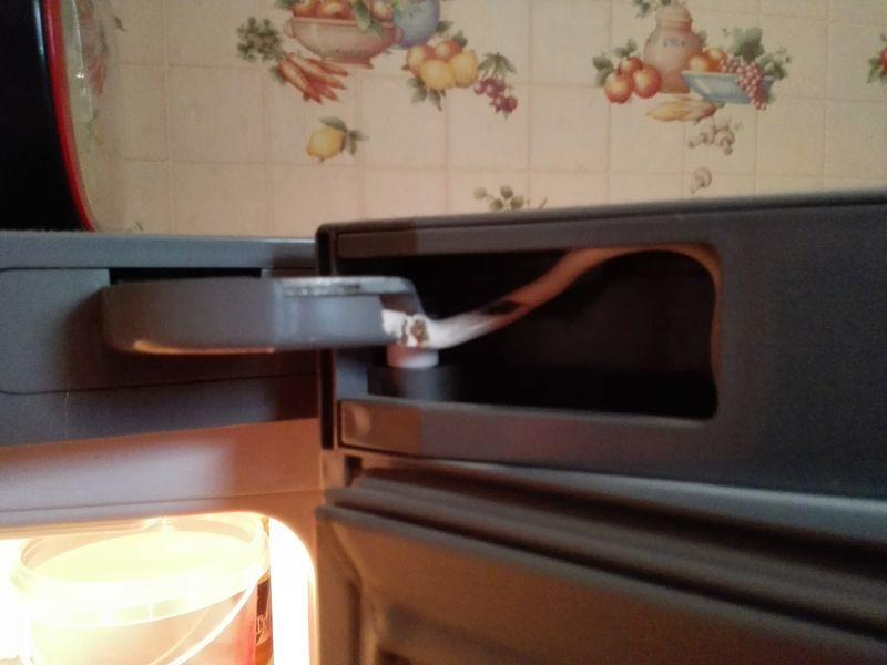 На холодильнике не работает дисплей