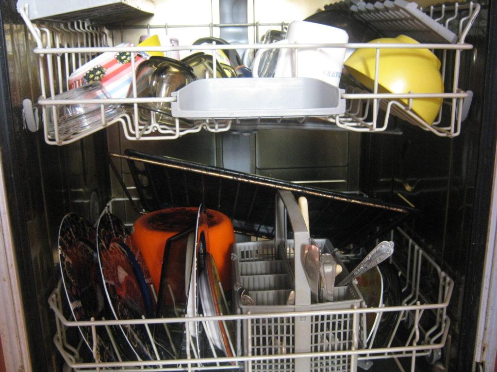 Ошибки посудомоечных машин Bosch: как исправить