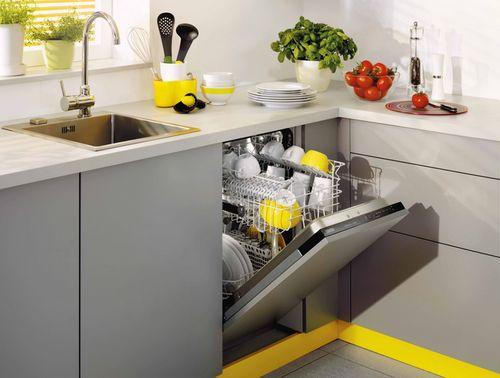 Обзор узких посудомоечных машин