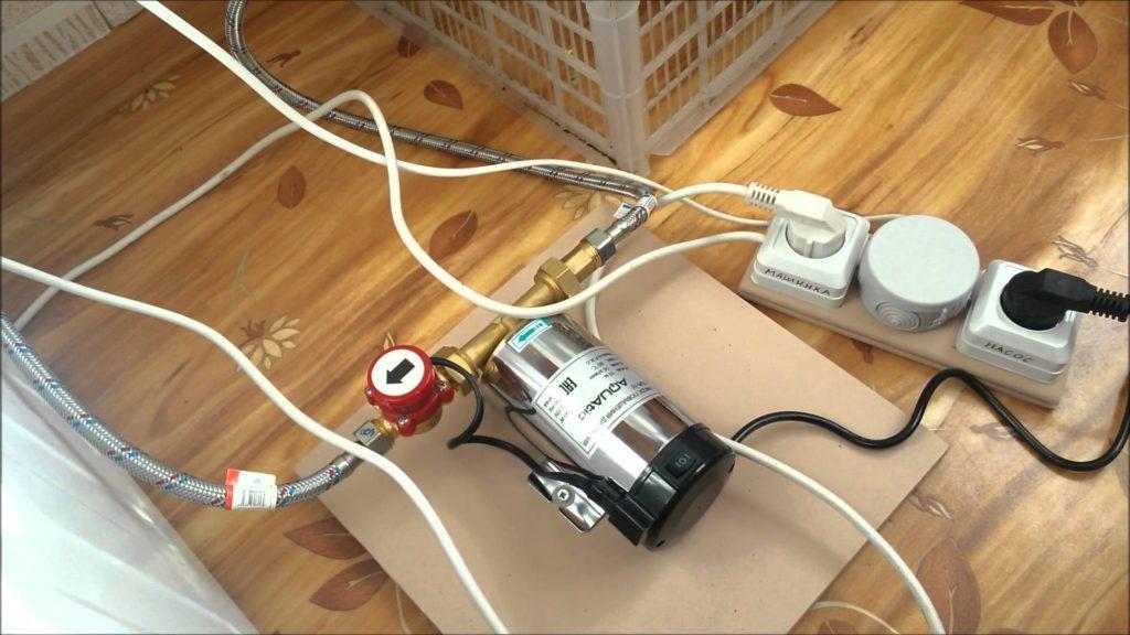 Как подключить ПММ без водопровода