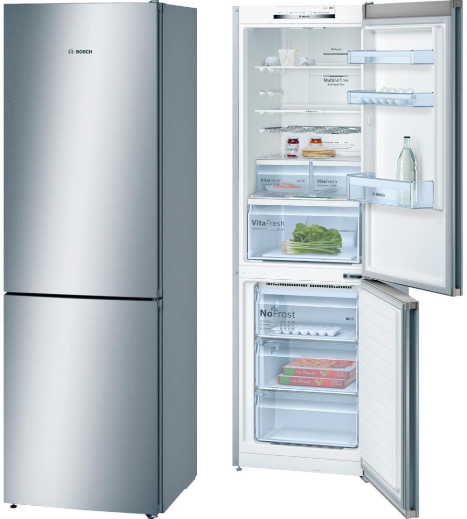 Неисправности двухкамерного холодильника «Бош»