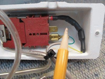 Почему компрессор работает без остановки