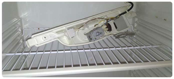 Порядок замены термостата