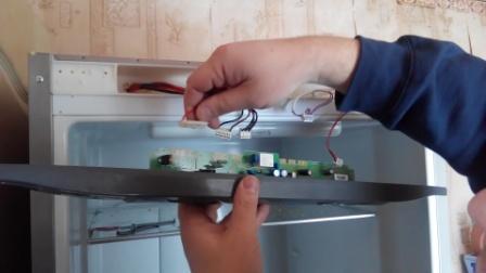 Не работает холодильник Либхер