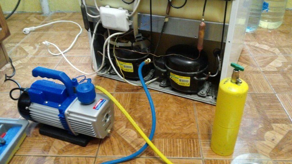 Замена компрессора: пошаговая инструкция