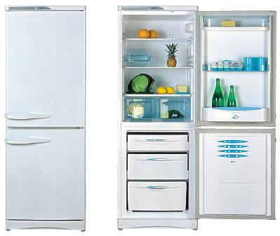 Неисправности холодильника «Стинол»