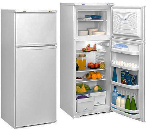 Неисправности двухкамерного холодильника «Норд»