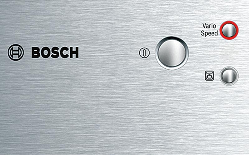 Основная кнопочная панель посудомоечной машины Бош не более 45 см