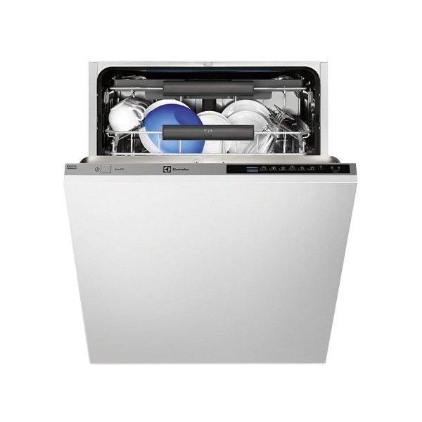 Элегантная посудомоечная машина для дома с вариантом полной загрузки