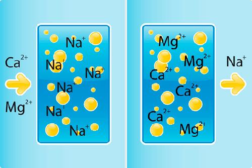 Химический состав солей для посудомоечных машин для устранения накипи на ТЭНе
