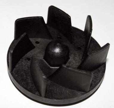 Очистка или замена крыльчатки при возникновении ошибки е21 в посудомоечной машине Бош