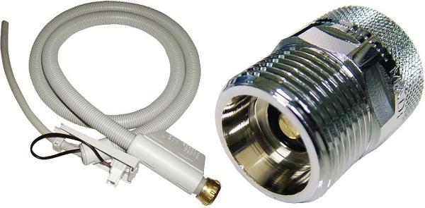 Модуль для монтажа посудомоечной машины к водопроводу с наличием функции аквастоп