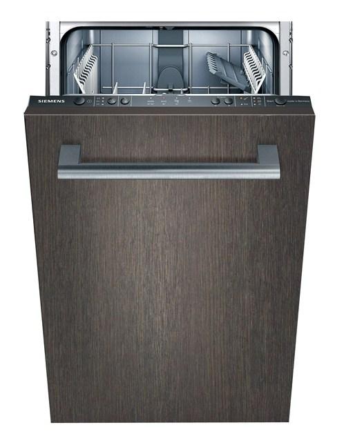 Популярная модель встраиваемой узкой посудомоечной машины Siemens SR 64E003