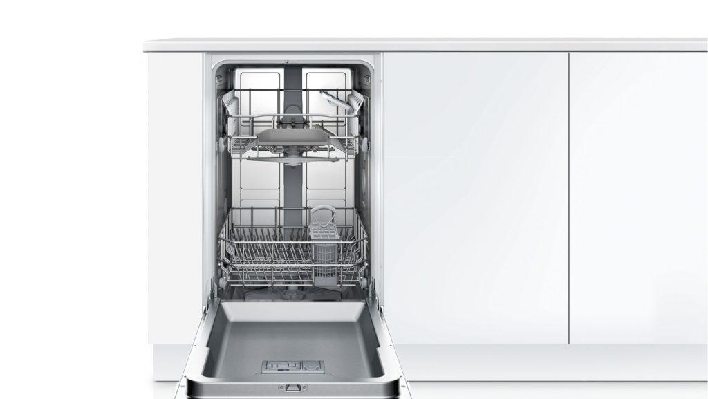 Обзор посудомоечных машин Bosch 45 см