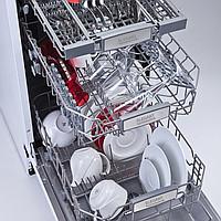 Трехуровневый лоток большой посудомоечной машины Бош для всех видов посуды
