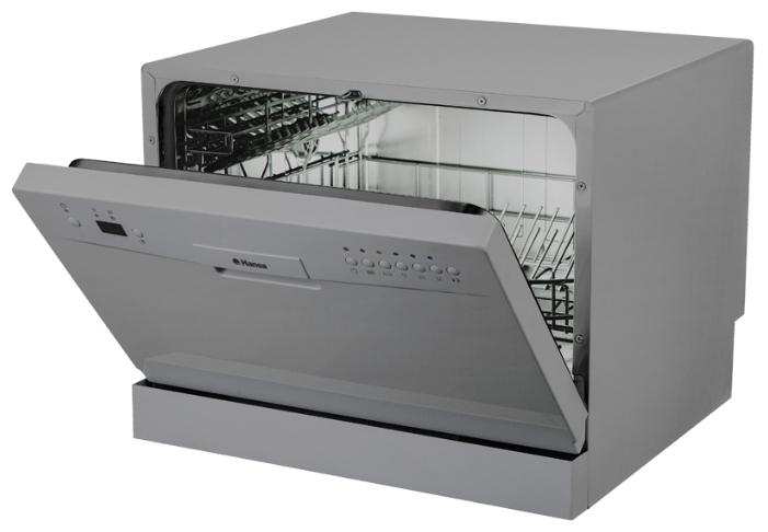 Компактная и вместительная посудомоечная машина от производителя Ханса