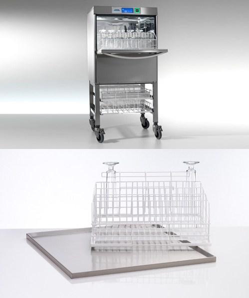 Подиумы и стойки посудомоечной машины