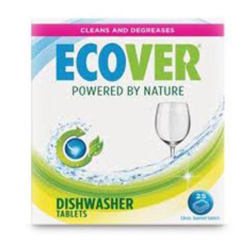 Экологичное таблетированное моющее средство Эковер для посудомоечных машин