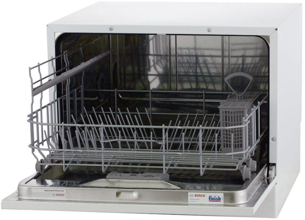 Компактная посудомоечная машина Бош для ежедневного использования или небольшой семьи