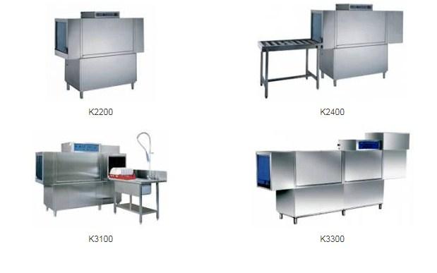 Туннельные посудомоечные машины Rack Compact