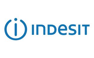 Логотип компании Индезит по производству посудомоечных машин класса люкс