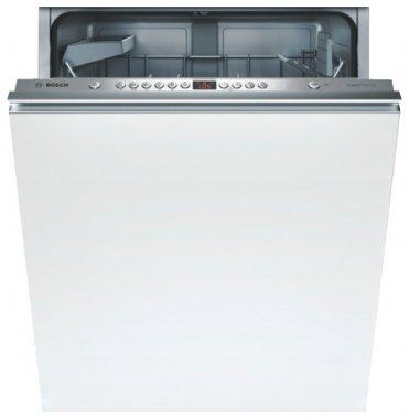 Встраиваемая элегантная посудомоечная машина Bosch SMV 65M30 со скрытой панелью задач