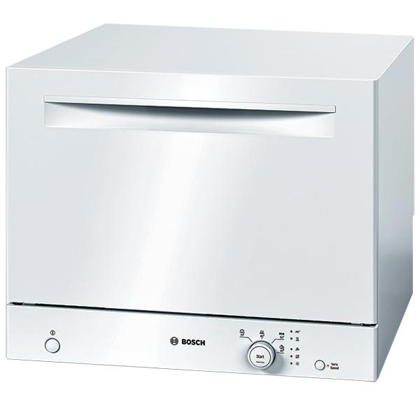 Компактная посудомоечная машина Бош с низким уровнем шума для небольшой кухни
