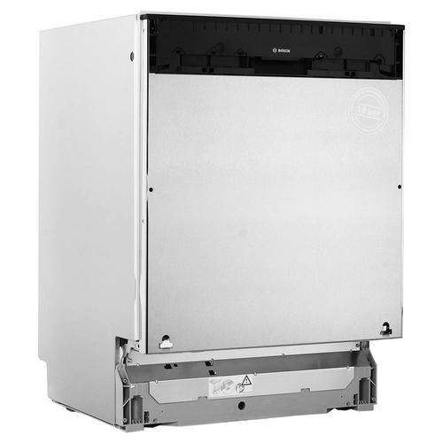 Полновстраиваемая модель посудомоечной машины Bosch SMV 69T70 со стеклянной вставкой на фасаде