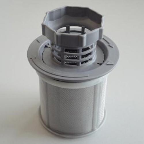 Новый фильтр в сборе для замены в посудомоечной машине фирмы Бош