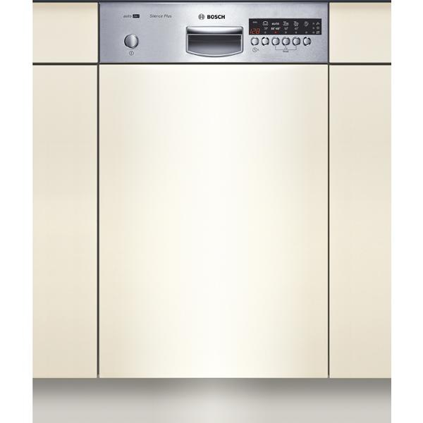 Пример внедрения частично встраиваемой посудомоечной машины Бош в кухонный гарнитур