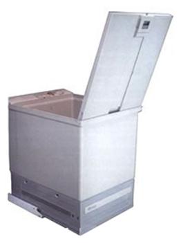 Модель снятой с производства посудомоечной машины, которая была чуть больше 40 см в ширину