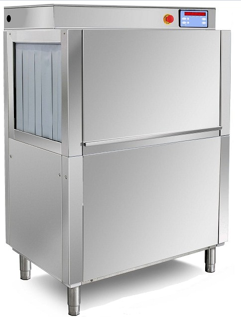 Туннельная посудомоечная машина K1700