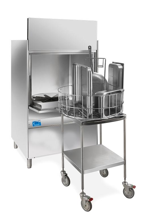 Посудомоечная машина гранульного типа