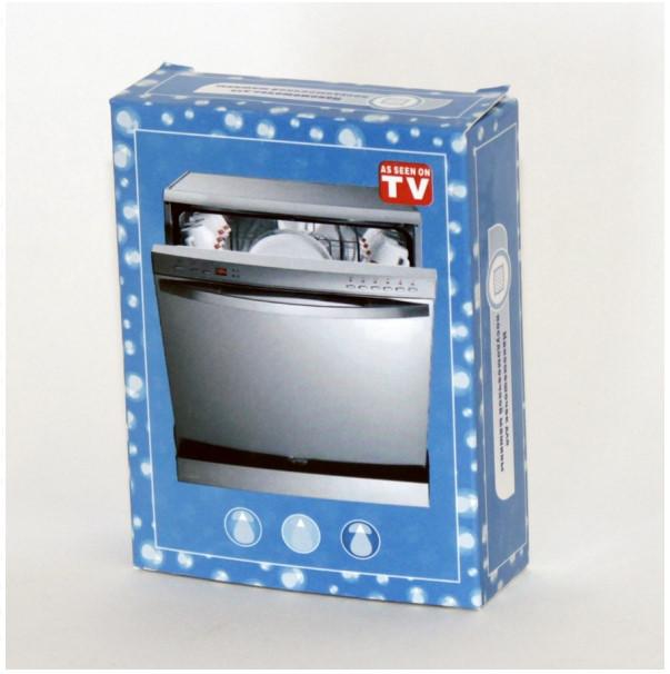 Упаковка одного наномешочка для посудомоечной машины из телемагазина