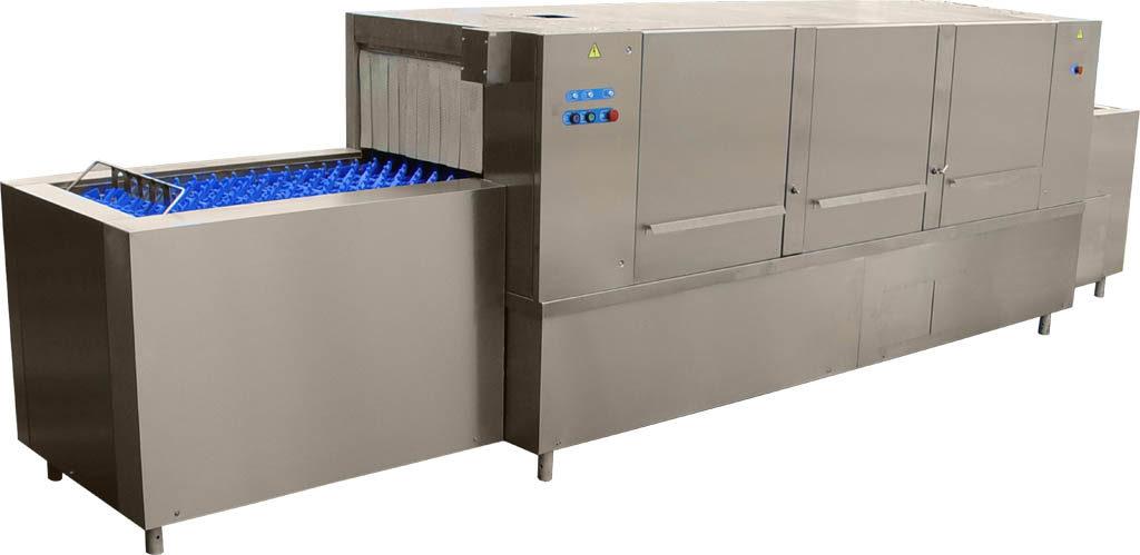 Промышленная посудомоечная машина ММУ 2000 больших расзмеров
