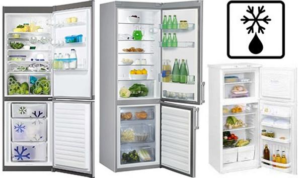 Холодильник с капельной разморозкой