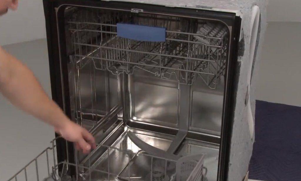 корзины для посуды