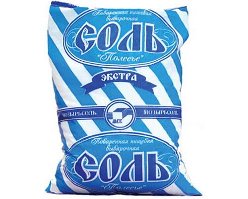 Столовая пищевая соль экстра класса может служить заменителем специальной для посудомоечной машины