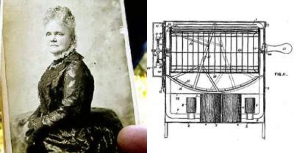Эволюция посудомоечной машины первой изобретательницы с увеличением ее стоимости