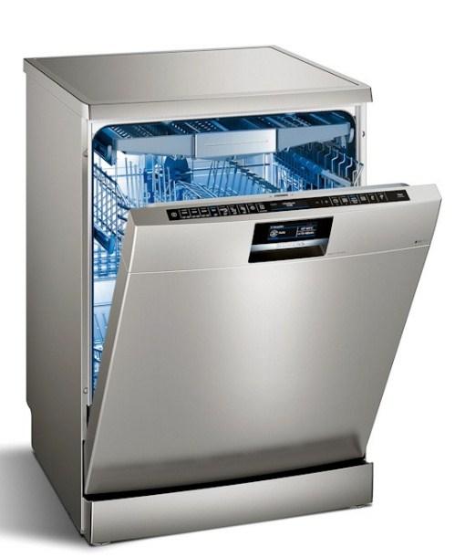 Сименс при производстве посудомоечных машин создает дизайнерские красивые модели