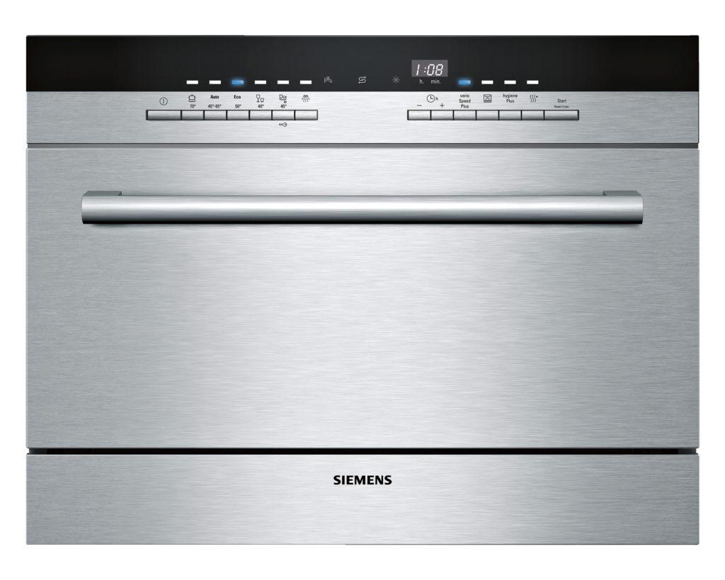 Вариант выведенной панели задач многофункциональной посудомоечной машины