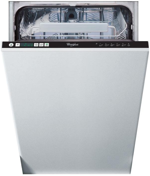 Встраиваемая модель посудомоечной машины Whirlpool ADG 221 со скрытой панелью задач