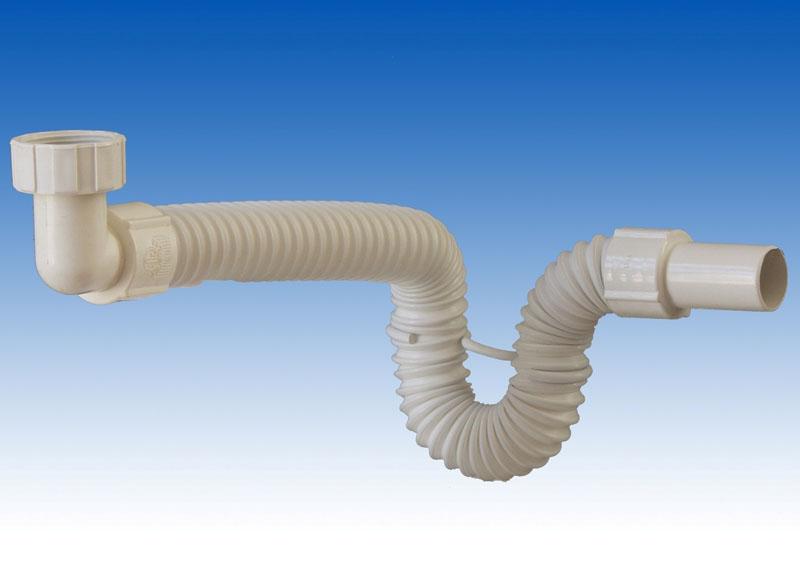 Для подключения посудомоечной машины к водопроводу рекомендуют использовать гофро трубу